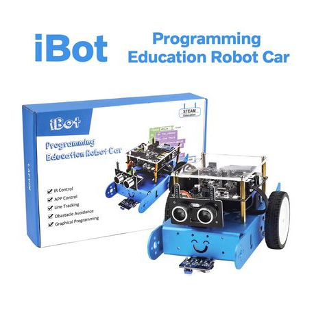 Lafvin iBot Programming Education Robot Car