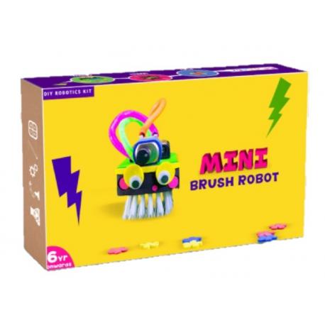 BE CRE8V Mini Brush Robot