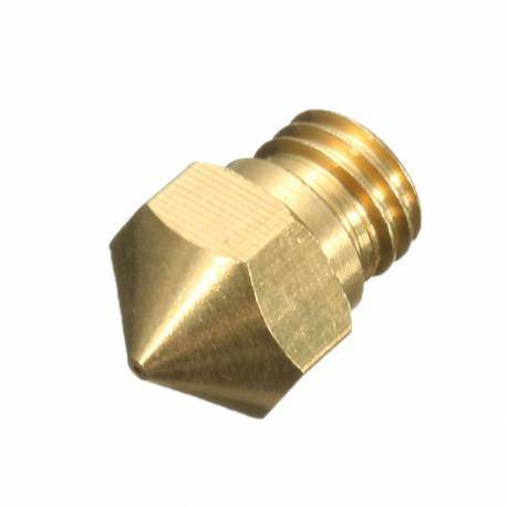 3d Printer Nozzle, 0.4 mm, for 1.75 mm Filament