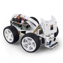 SunFounder PiCar-X Raspberry Pi (mit Akkus und Ladegerät)