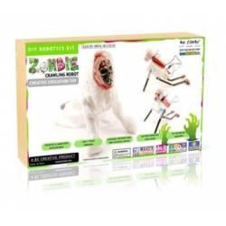 Zombie Crawling Robot