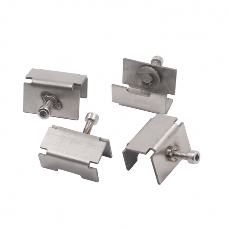 Heatbed Fixing Clamp for Glass Plate