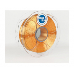 AzureFilm Filament, PLA, 1.75 mm, 1 kg, silk flame orange