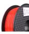 Adaptway PETG Filament, 1.75 mm, 1 kg, red