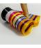 Adaptway Flexibel (TPU) Filament, 1.75 mm, 0.8 kg, schwarz
