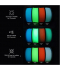 Adaptway PLA Glow In The Dark Filament, 1.75 mm, 1 kg, green