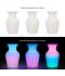 Adaptway PLA Glow In The Dark Filament, 1.75 mm, 1 kg, rainbow