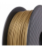 Adaptway PLA Metal-like Filament, 1.75 mm, 1 kg, bronze