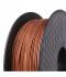 Adaptway PLA Metal-like Filament, 1.75 mm, 1 kg, copper