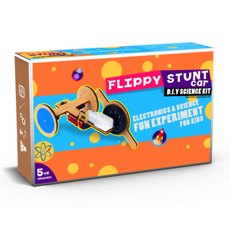 Flippy Stunt Car
