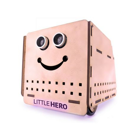BE CRE8V Little Hero Roboter