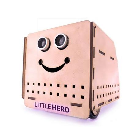 BE CRE8V Little Hero Robot