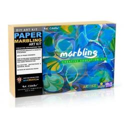 Paper Marbling Art Kit