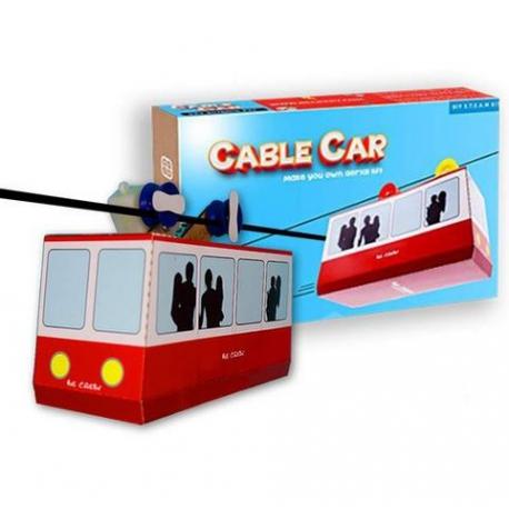 Cable Car DIY Science Kit