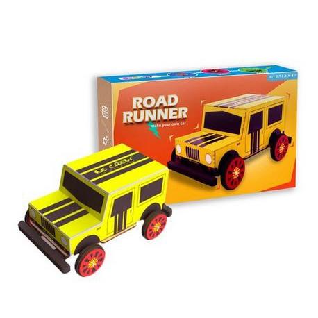 BE CRE8V Road Runner