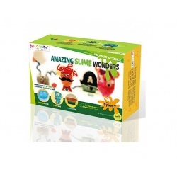 BE CRE8V Amazing Slime Wonders
