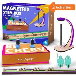 BE CRE8V Magnetrix STEM Box